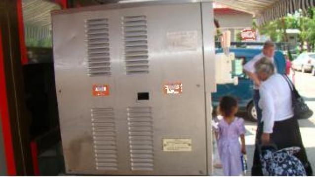 Masini de inghetata, aparat granita si echipament fast-food de la Ancalex