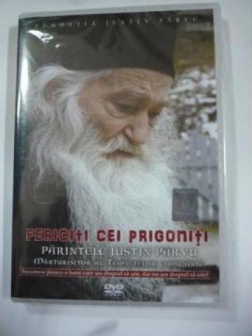 DVD, Fericiti cei prigoniti Parintele Iustin Parvu de la Candela Criscom Srl.