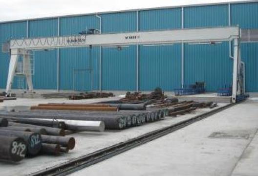 Macara portal 12,5 tone de la Elmas