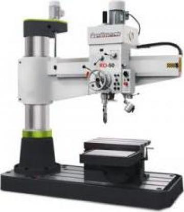 Masini pentru gaurire radiala Profimach RD de la Alfa Metal Machinery