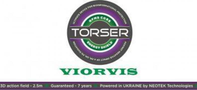 Dispozitiv imunitate Torser - important pentru sanatate de la Viorvis Com Srl