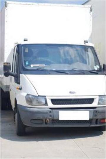 Autoutilitara Ford Tranzit 115T350