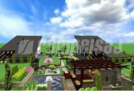 Proiectare spatii verzi