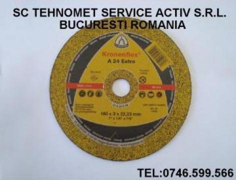 Disc abraziv 150 mm de la Tehnomet Grup Srl.