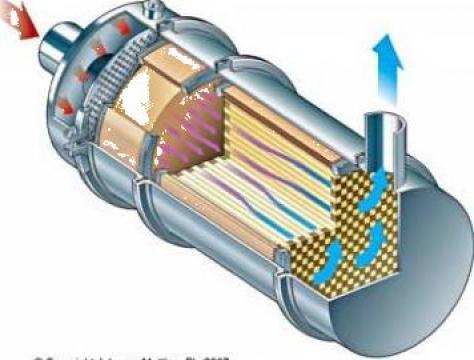 Curatare filtru particule Iveco