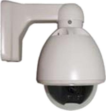 Camera de supraveghere Speed Dome de exterior de la Perso Style Impact Srl