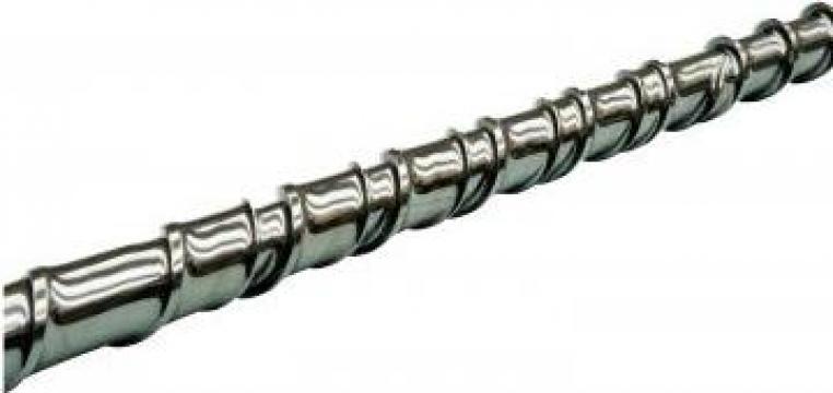 Suruburi, sneck-uri pentru masini de injectie de la Artem Group Trade & Consult Srl