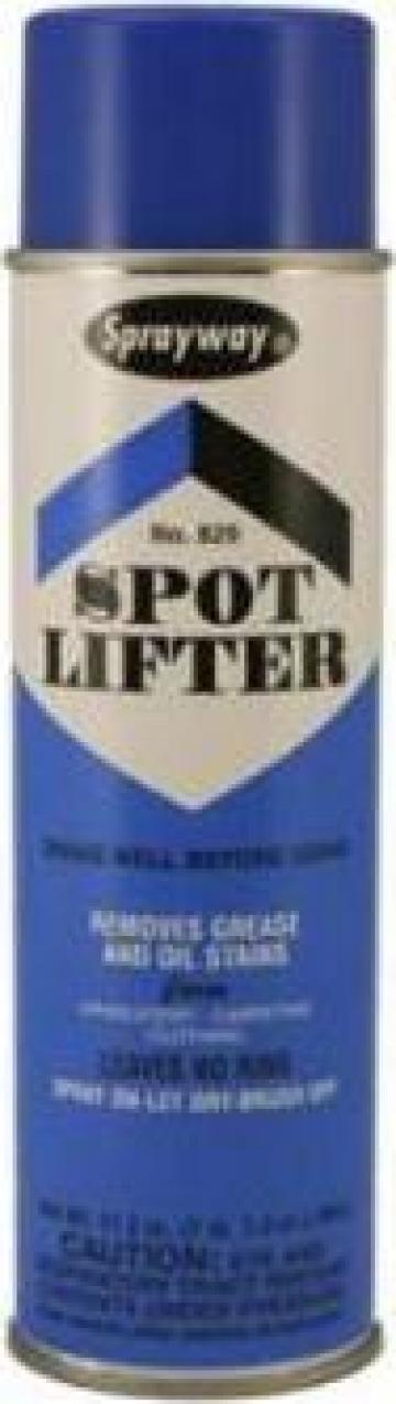 Spray curatat pete ulei Spot Lifter de la LSM Tex Srl