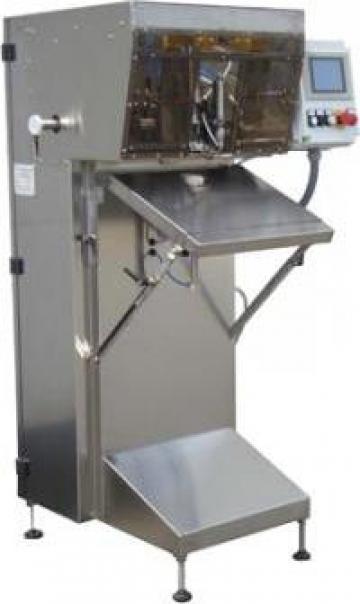 Masina imbuteliat semi-automata Bag-in-Box