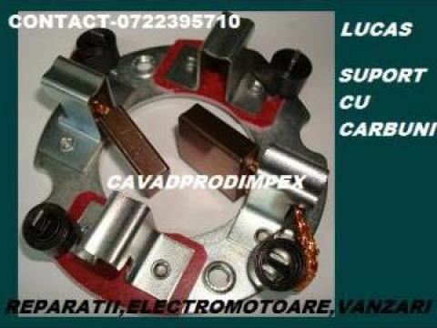 Reparatii electromotoare Lucas - suport carbuni de la Cavad Prod Impex Srl