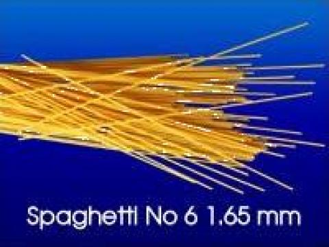 Spaghete din grau dur