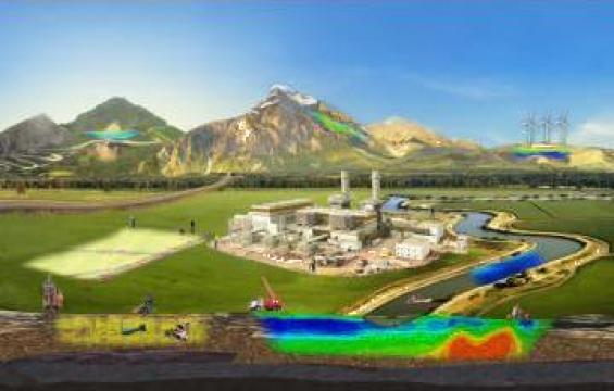Studii si investigatii geofizice - geofizica inginereasca