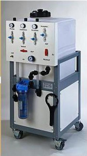 Echipament spalare sisteme de racire Cleantower de la Artem Group Trade & Consult Srl
