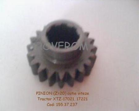 Pinion (Z=20) tractor XTZ-17021, 17221