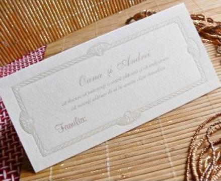 Plic pentru bani nunta 30227 de la Nuntabotez.ro / Happy Cards Management Srl