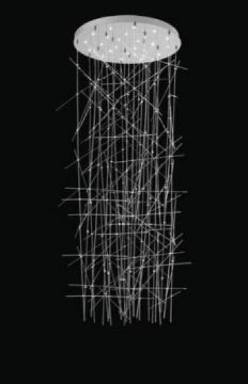 Lustra Dedalo led L46102 de la Settimo Concept