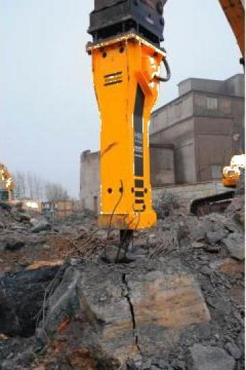 Picon buldoexcavator Jcb 3 Cx de la Blumaq Ro