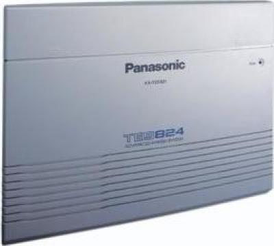 Centrala telefonica analogica Panasonic KX-TEM824
