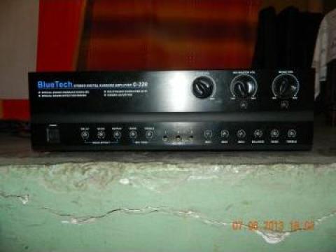 Statie amplificare BlueTech 4x125 W