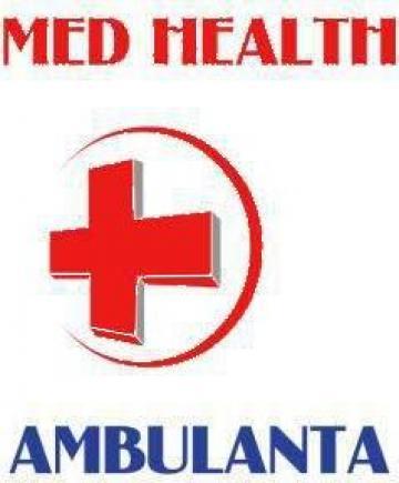 Servicii de ambulanta privata de la Med Health