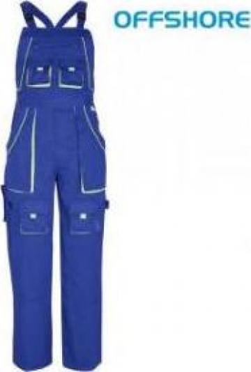 Pantalon cu pieptar Tonga de la Sc Niki Protect Srl