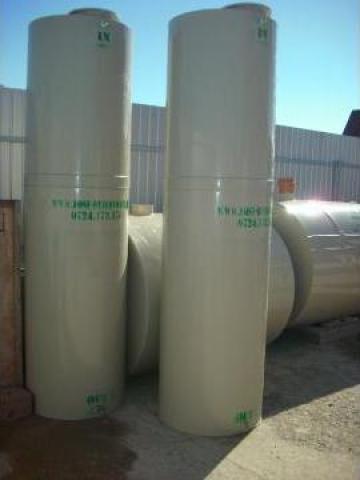 Rezervoare speciale pentru apa de la Eco Rotary SRL