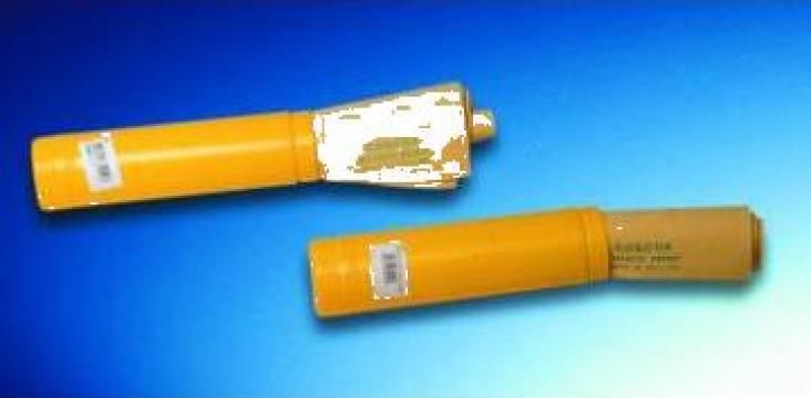 Laveta din piele sintetica tabacita