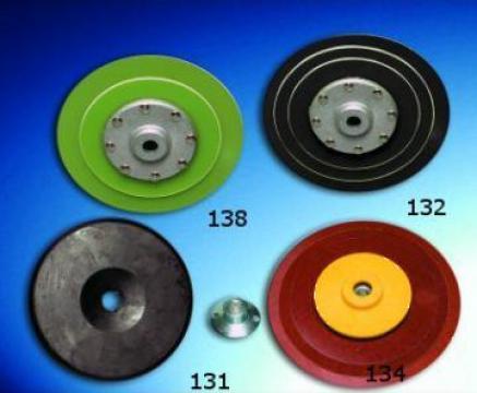 Suporturi de disc din cauciuc si fibre