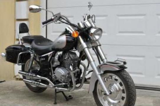 Motocicleta Chopper Nou Kinroad de 150 cmc