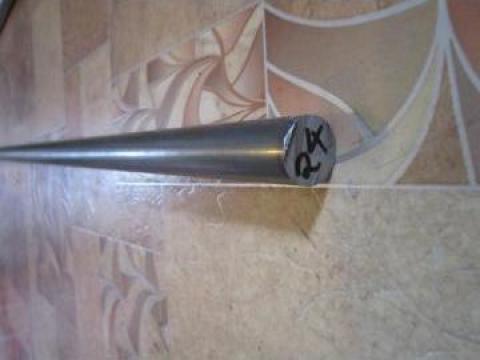 Bara inox 24 mm de la Baza Tehnica Alfa Srl