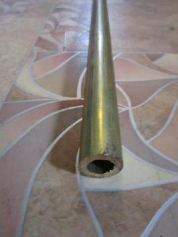Teava alama D 21mm grosime 4 mm