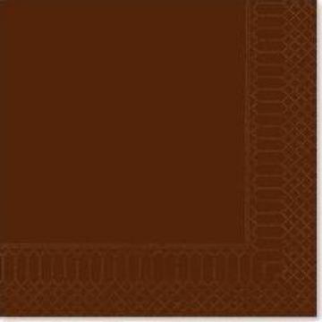 Servetele Fato 33x33 Ciocolata de la G & G Paper Srl