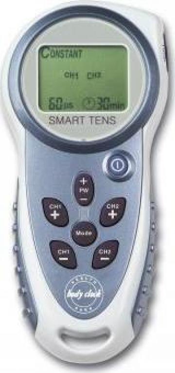 Dispozitiv Smart TENS - Performanta combaterii durerilor de la Deck Computers Srl