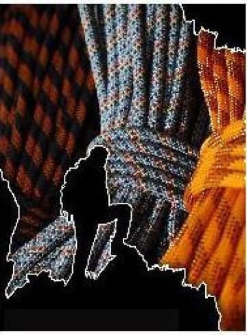 Corzi si cordeline textile