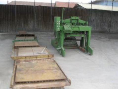 Utilaj de productie boltari hidraulic de la Knor Impex Srl