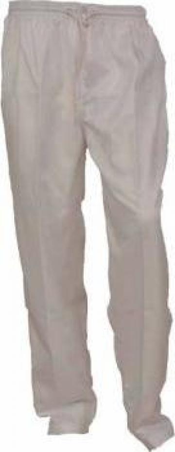 Pantaloni bucatar de la Akilex Conf S.r.l.