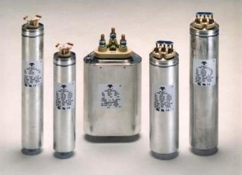 Condensator trifazat corectie factor de putere de la Intervav Com Srl