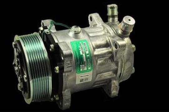 Compresor clima Man TGA original de la Radiatoare Oradea