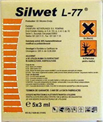 Adjuvant plante Silwet Gold - 10 ml. de la Fitoconsult