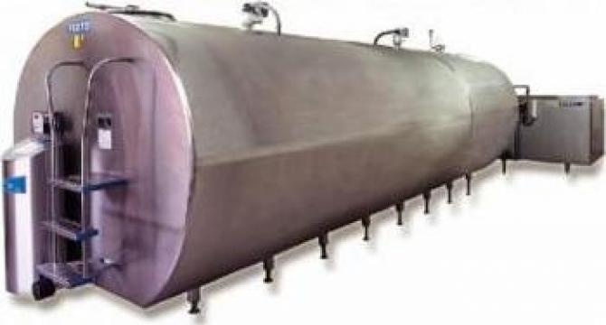 Instalatie frigorifica apa-gheata la temperatura de +1 grd C de la Amadi & Co Comimpex Srl