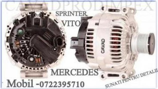 Alternator Mercedes Sprinter, Vito -3.0CDI anii 2007 de la Cavad Prod Impex Srl
