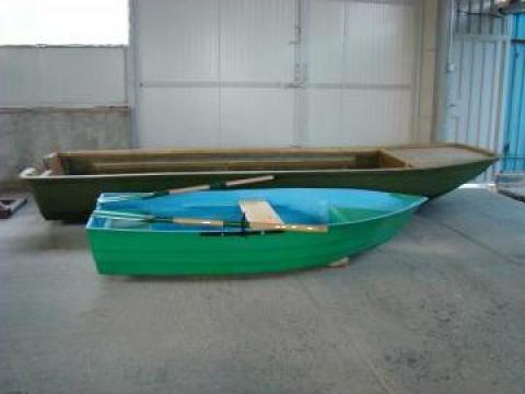 Barci din fibra de sticla