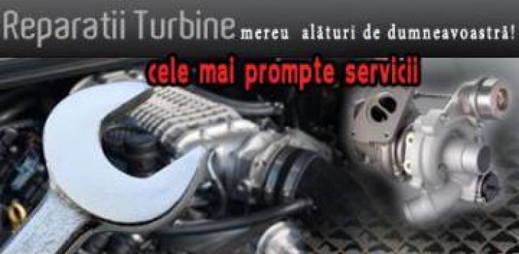 Reparatii turbosuflante BMW de la Reconditionari Turbosuflante