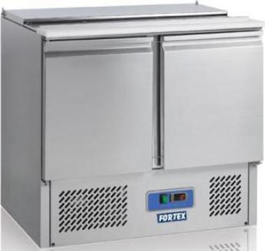 Salatiera refrigerata cu 2 usi 240 lt- 390043