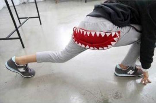 Pantalon trening copii de la Babyfashion Mania