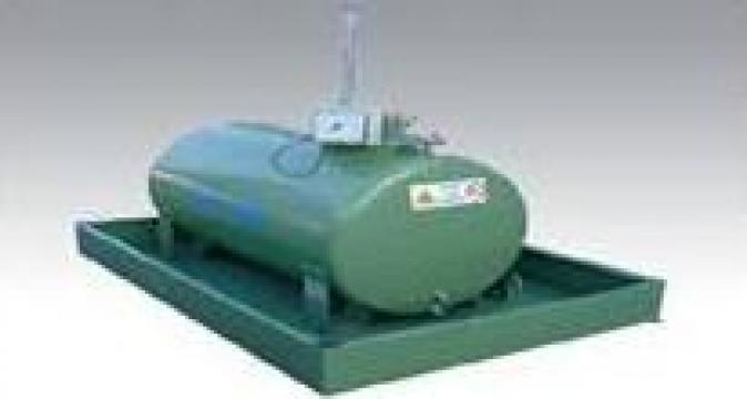 Rezervor pentru arzator sau centrala generator de la Simba's Group Srl