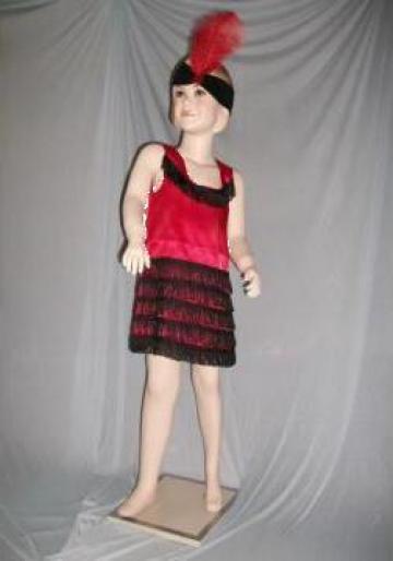 Rochita charleston pt. fetite de la Costume De Serbare Pompilia Silaescu