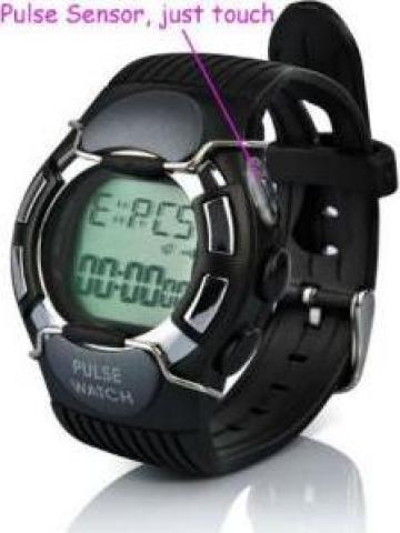 Ceas fitness-puls, cronometru, calorii arse