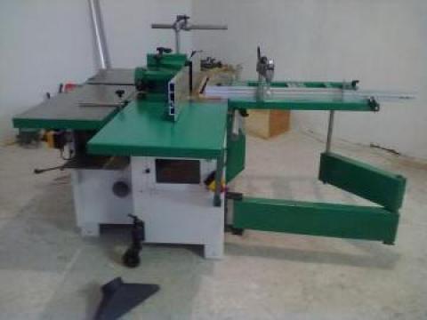 Masina combinata pentru tamplarie lemn cu 7 operatii MUT de la Cod 5A Prodcomserv Srl