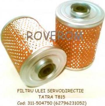 Filtru ulei hidraulic servodirectie Tatra T815, Daf, Iveco